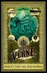 Verne Jules: Dvacet tisíc mil pod mořem