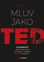 Gallo Carmine: Mluv jako TED - 9 tajemství veřejné prezentace od nejlepších speakerů z TEDx konferen