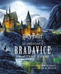 Reinhart Matthew: Harry Potter - 3D průvodce po Bradavice, jak je znáte z filmů