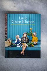 Frenkiel David, Vindahl Luise: Little Green Kitchen - Jednoduchá vegetariánská dětská i rodinná jídl