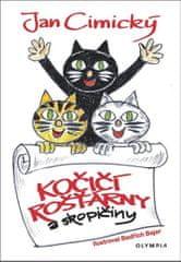 Cimický Jan: Kočičí rošťárny a skopičiny