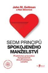 Gottman John M.: Sedm principů spokojeného manželství – Praktický průvodce fungováním dlouhodobých v