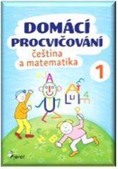 Nováková Iva: Domácí procvičování - Čeština a Matematika 1. ročník