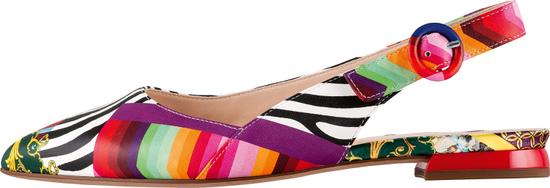 Högl dámske sandále Cheery 40 viacfarebné