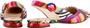 3 - Högl dámske sandále Cheery 39 viacfarebné
