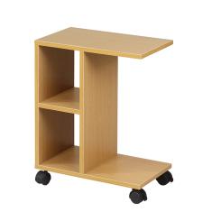 TEMPO KONDELA Príručný stolík, drevo borovica, ABBAS NEW