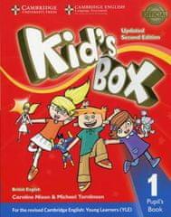 Nixon Caroline: Kid´s Box 1 Pupil´s Book British English,Updated 2nd Edition