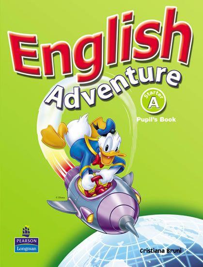 Bruni Cristiana: English Adventure Starter A Pupil´s Book