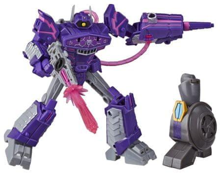 Transformers Cyberverse Deluxe Shockwave figura