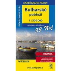 Bulharské pobřeží 33 Nej…/1:300T automapa