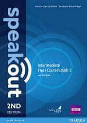 Eales Frances, Oakes Steve: Speakout 2nd Edition Intermediate Flexi Coursebook 1 Pack