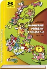 Štíplová Ljuba, Němeček Jaroslav,: Nádherné příběhy Čtyřlístku z let 1987 až 1989 (8. velká kniha)