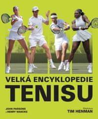 Parsons, Henry Wancke John: Velká encyklopedie tenisu