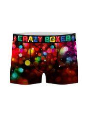 Crazy Boxer Pánské boxerky Crazy Boxer Xmas ASS 1