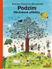 Bernerová Rotraut Susanne: Podzim - Obrázkové příběhy