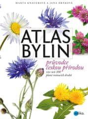 Knauerová Marta, Drnková Jana,: Atlas bylin - průvodce českou přírodou