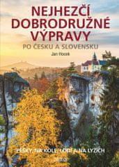 Hocek Jan: Nejhezčí dobrodružné výpravy po Česku a Slovensku