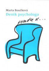 Boučková Marta: Deník psychologa - posaďte se…
