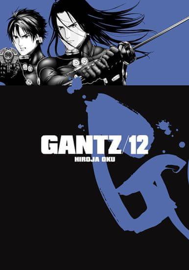 Oku Hiroja: Gantz 12