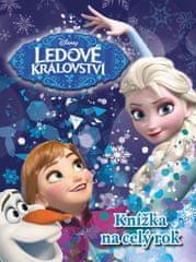 kolektiv autorů: Ledové království - Knížka na celý rok