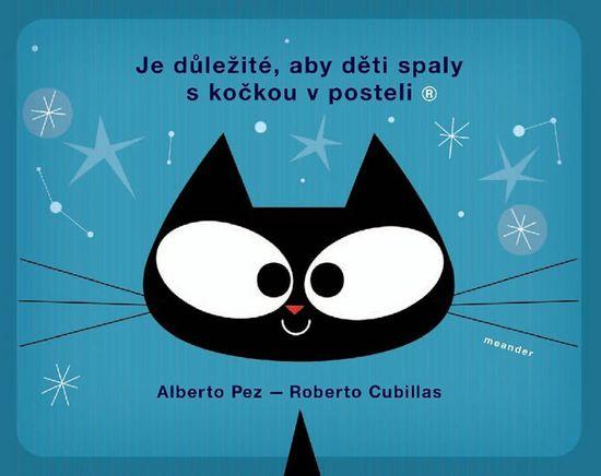 Pez Alberto: Je důležité, aby děti spaly s kočkou v posteli