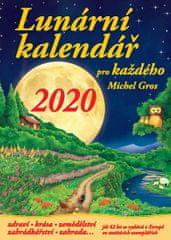 Gros Michel: Lunární kalendář pro každého 2020
