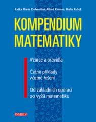 Delventhal Katka Maria, Kissner Alfred,: Kompendium matematiky