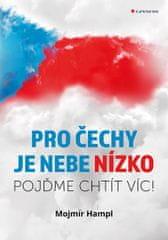 Hampl Mojmír: Pro Čechy je nebe nízko - Pojďme chtít víc