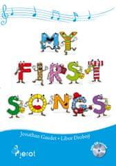 Gaudet Jonathan: My first songs + CD