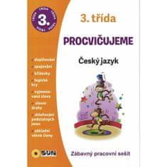 Český jazyk 3. třída procvičujeme - Zábavný pracovní sešit