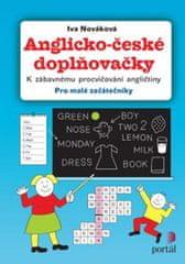 Nováková Iva: Anglicko-české doplňovačky