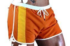 Alpha Male Pánské šortky / plavky Curso - Alpha Male