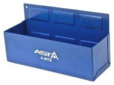 ASTA Box magnetický, plechový, nosnost 4 kg