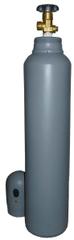 MDTools Plynová tlaková láhev CO2, 25 litrů, 200 Bar, plná, 18 kg, závit W21,8, s víčkem