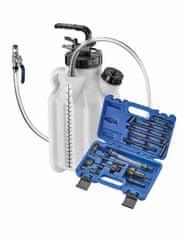 ASTA Pneumatická plnička a odsávačka oleje ATF do automatických převodovek, s adaptéry - ASTA