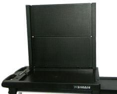 FIXMAN Přídavná zadní stěna k dílenskému vozíku, 653 x 602 x 56 mm - Fixman