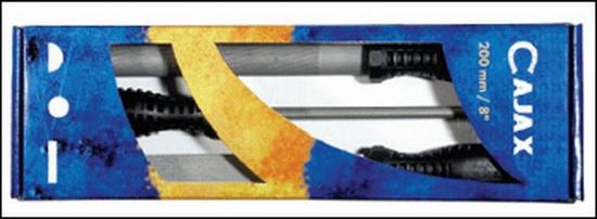 AJAX Sada 3 dílná pilníků 200/2 - AJAX