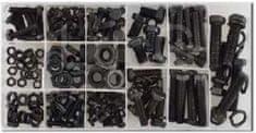 Sonic Spojovací materiál - šrouby, matice a pérovky, sada 240 kusů