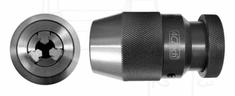 4Czech Sklíčidlo na vrtačku 3 - 16 mm, rychloupínací strojní, kužel B18 - 4CZech 4CZ-H16RS-B18