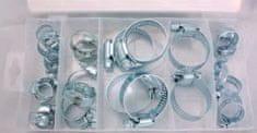 Kraftmann Spony hadicové, různé rozměry 26 ks