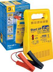 GYS France Startovací, nabíjecí zdroj a zkoušečka baterií GYS Start UP80