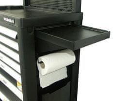 FIXMAN Závěsný boční stolek k dílenskému vozíku, 310 x 310 x 126 mm - Fixman