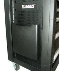 FIXMAN Závěsný držák na dokumenty k dílenskému vozíku, 265 x 250 x 71 mm - Fixman