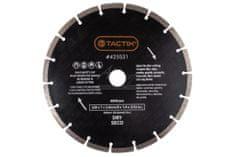 Tactix Diamantový řezný kotouč, DRY, 230 mm - TC425531 | Tactix