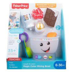 Fisher-Price Fisher Price ZPÍVAJÍCÍ MISKA CZ