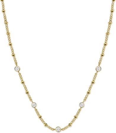 Rosefield Rayr kristalna ogrlica JCSCG-J266