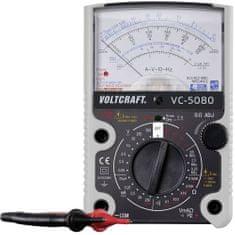 Voltcraft Analogový multimetr Voltcraft VC-5080, 500 V, 3 roky záruka