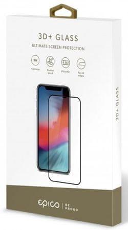 EPICO szkło hartowane 3D+ GLASS Samsung Galaxy S20 Ultra 45812151300001, czarne