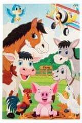 Obsession Dětský kusový koberec Juno 472 Farm