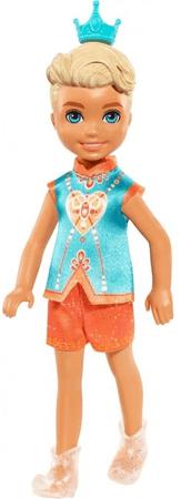 Mattel Barbie Mesés Chelsea szőke fiú